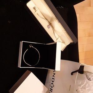 Pandora  bracelet 2 ....8inches